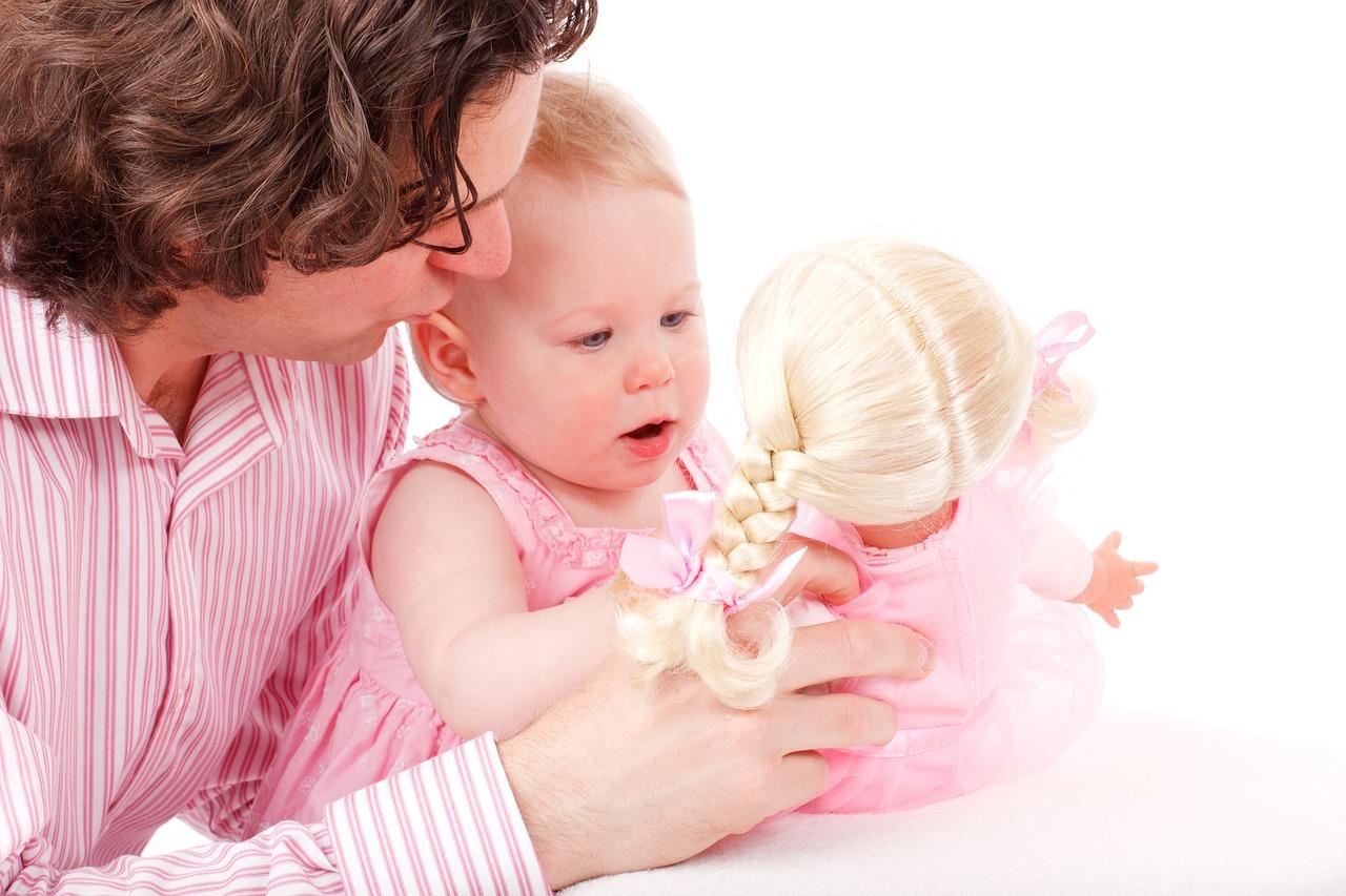Cry babies laleczki dla małych dzieci